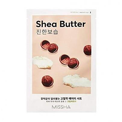 [Missha] Airy Fit Sheet Mask (Shea Butter)