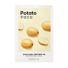 [Missha] Airy Fit Sheet Mask (Potato)
