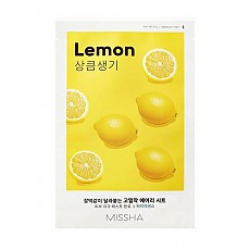 [Missha] Airy Fit Sheet Mask (Lemon)