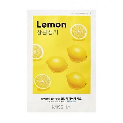 [Missha] Airy Fit Sheet Mask (Lemon)