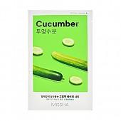 [Missha] Airy Fit Sheet Mask (Cucumber)