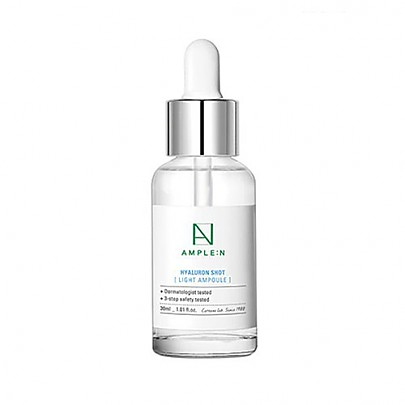 [AMPLE:N] Hyaluronshot Light Ampoule 30ml