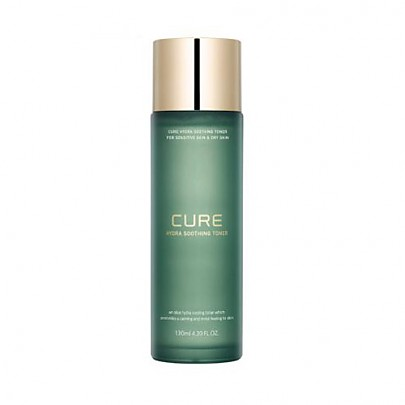 [KIM JEONG MOON Aloe] Cure Hydra Soothing Toner 130ml