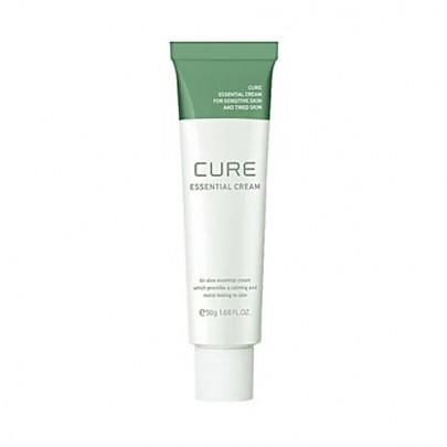 [KIM JEONG MOON Aloe] Cure Essential Cream 50ml