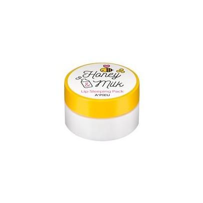 [A'PIEU] Honey & Milk Lip Sleeping Pack 6.7g