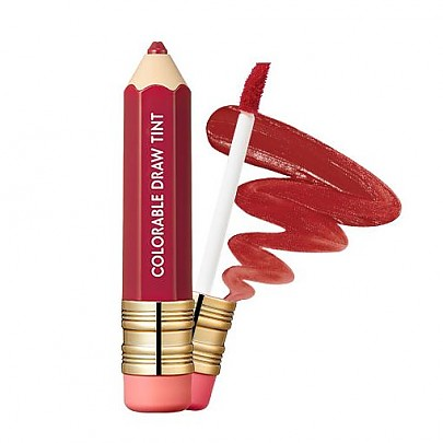 [It's Skin] Colorable Draw Tint #08 (Rosy Mocha)