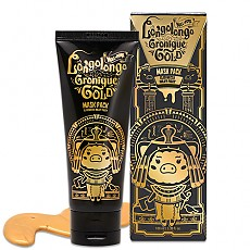 [Elizavecca] Hell-pore Longolongo Gronique Gold Mask Pack 100ml