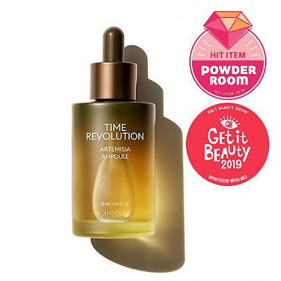 [Missha] Time Revolution Artemisia Ampoule 50ml