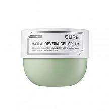 [KIM JEONG MOON Aloe] Cure Maxi Aloevera Gel Cream 250ml