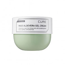 [KIM JEONG MOON Aloe] Cure Maxi Aloevera Gel Cream 250ml