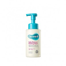 [Derma-B] Daily Moisture Foaming Wash 380ml