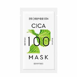 [DEWYTREE] Cica 100 Mask (1sheet)