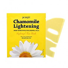 [PETITFEE] Chamomile Lightening Hydrogel Face Mask