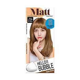 [mise en scene] Hello Bubble 8MG matte gold