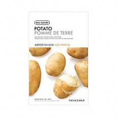 [THE FACE SHOP] Real Nature Mask (Potato)