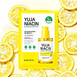 [Some by mi] Yuja Niacin 30 Days Blemish Care Serum Mask