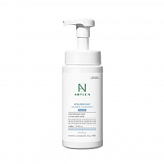 [AMPLE:N] Hyaluronshot Bubble Cleanser 450ml