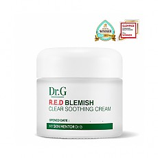 [Dr.G] Red Blemish Clear Soothing Cream 70ml