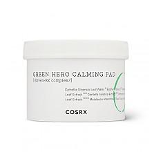 [COSRX] *renewal* One Step Green hero Calming Pad 70ea