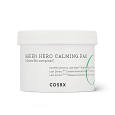 [COSRX] *renewal* One Step Green hero Calming Pad 70ea