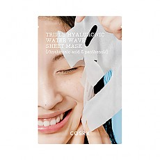 [COSRX] Hydrium Triple Hyaluronic Water Wave Sheet Mask (1ea)