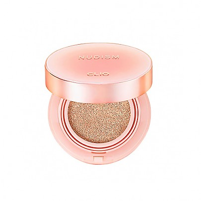 [Clio] Nudism Hyaluronic Cover Cushion (3 Colors)