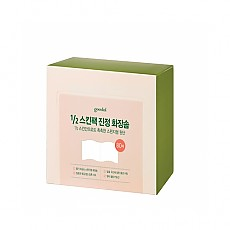[Goodal] 1/2 Toner Calming Cotton pad (80ea)