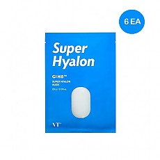 [VT Cosmetics] Super Hyalon Mask (6ea)