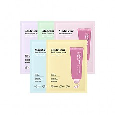 [SKINRx LAB]MadeCera Real Mask (5 types)