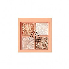 [3CE] Mini Multi Eye Color Palette #Glitter Bomb 3.5g