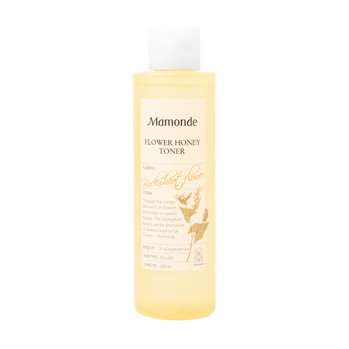 Mamonde Flower Honey Toner 250ml Korean Skincare Stylekorean Com