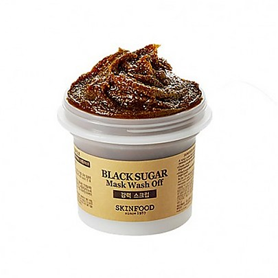 [Skinfood] Black Sugar Mask Wash off