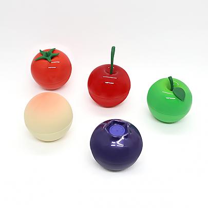 [Tonymoly] Mini Peach Lip Balm (Fruit)