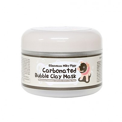 [Elizavecca] Carbonated Bubble Clay Mask 50ml